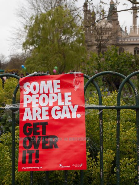 Stonewall Funraising Walk - Brighton