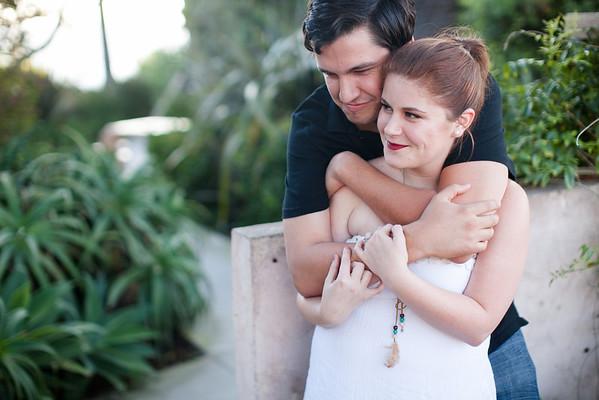 Janay + Manny [Engaged]