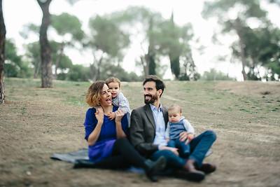 Familia Helena y Gabriel
