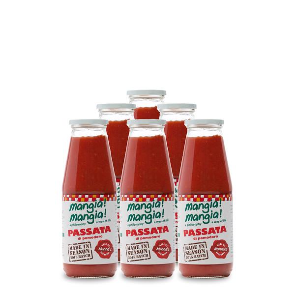 Pasta Bottles - Tomato Sauce