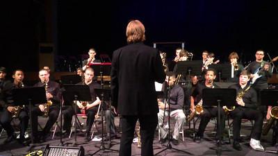 Jazz Band 3-5-14