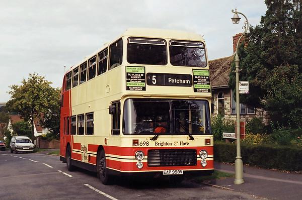 29th August 1994: Brighton