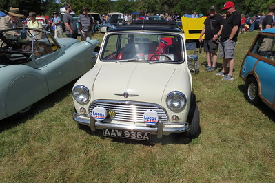British Motor Club  Father's Day Shows in June