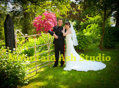 Bethan and Daniel Wedding at the Ty Newydd Hotel