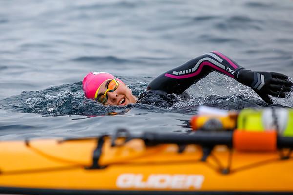 Tickle Swim for Mental Health 2018 - Swim