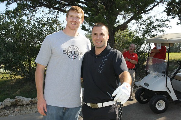 Matt Bonner Charity Golf Classic (Photos for Brad Peterson)