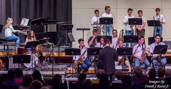 5-10-2017 Norwin Jazz Bands Panoramic Photos