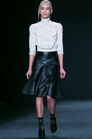 Mercedes Benz Fashion Week Vivienne Tam Fall 2015 Collection