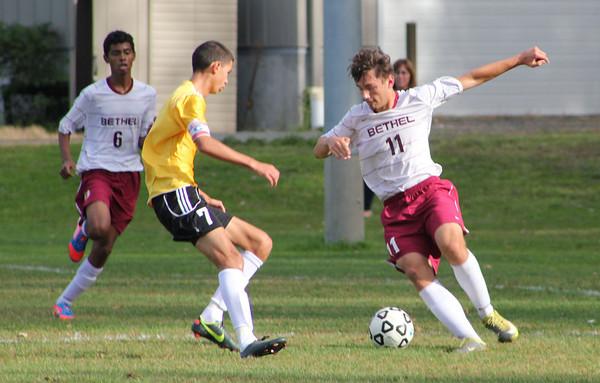 Varsity Boys Soccer vs Kolbe Cathedral - 10/01/2012