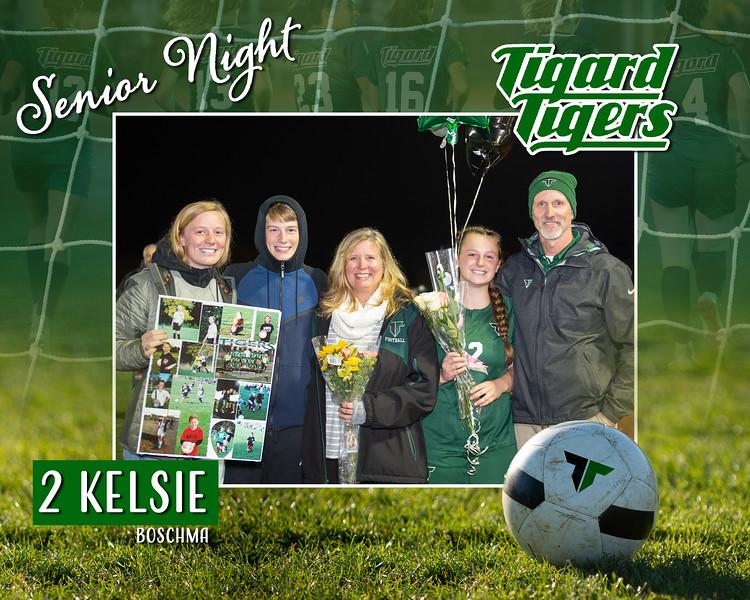 Senior Night-Kelsie