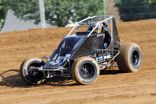 August 3, 2013 - Sprints and Modifieds