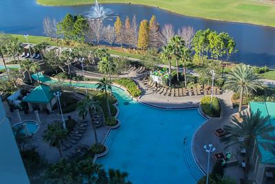 Hilton Orlando, Bonnet Creek