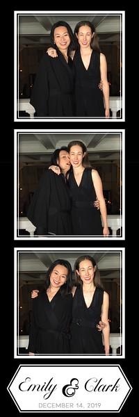 Emily & Clark's Wedding (12/14/19)