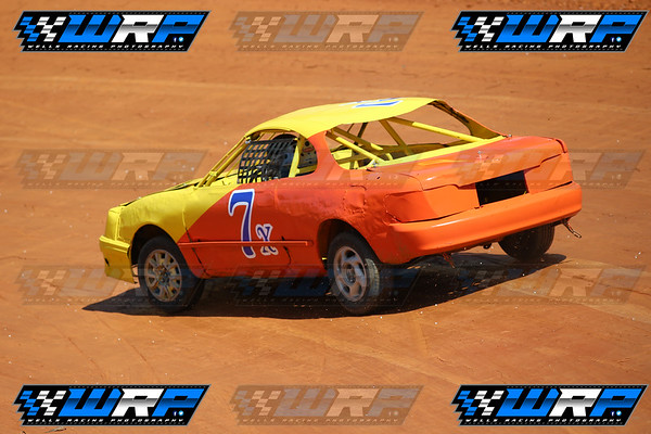 411 Motor Speedway Open Practice