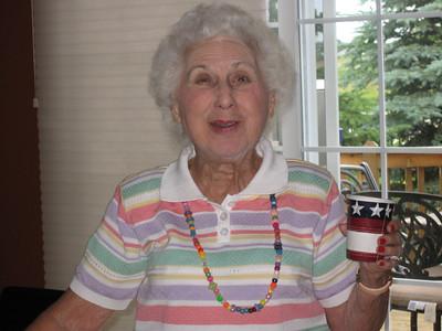 Grandma Lil's 91st Birthday