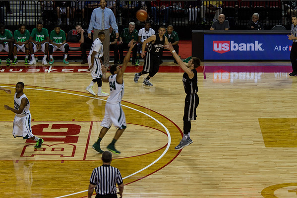 Nebraska State Basketball 2014