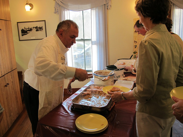 West Windsor Historical Society Supper