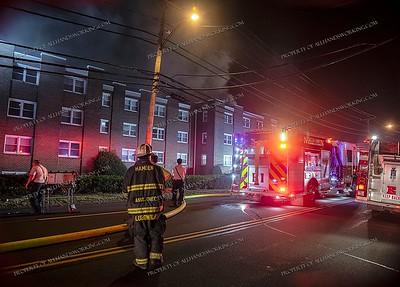 5 Alarm OMD Fire - 925 Mix Ave, Hamden, CT - 06/27/21