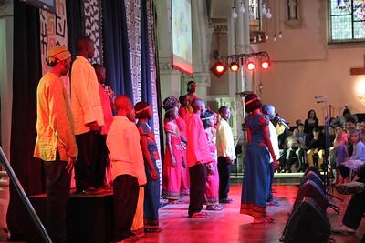 Watoto Children's Choir 2012