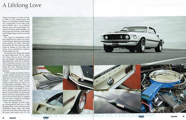 Ford Classics Magazine