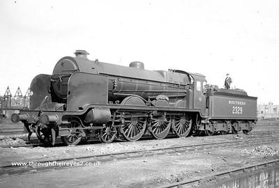 Maunsell Tender Locomotives