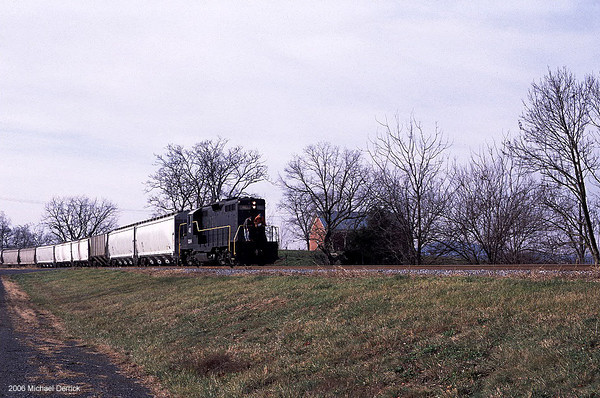 The day I found a Love for the GP9