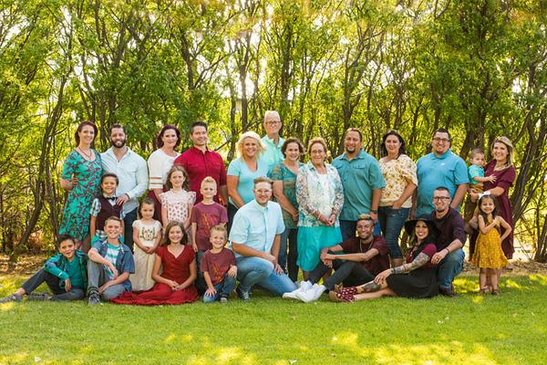 Arlene Rider Family