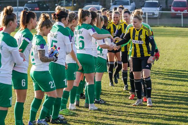 19.01.20. CWLFC vs Chichester Ladies