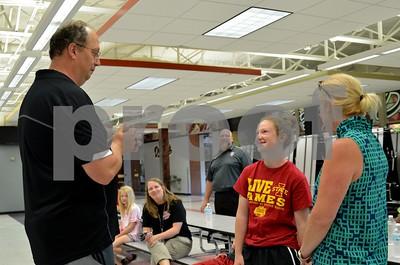 Meet & Greet with Dodger Girls Basketball Coach Julius Michalik