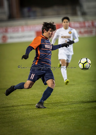 Wakeland Soccer vs Memorial
