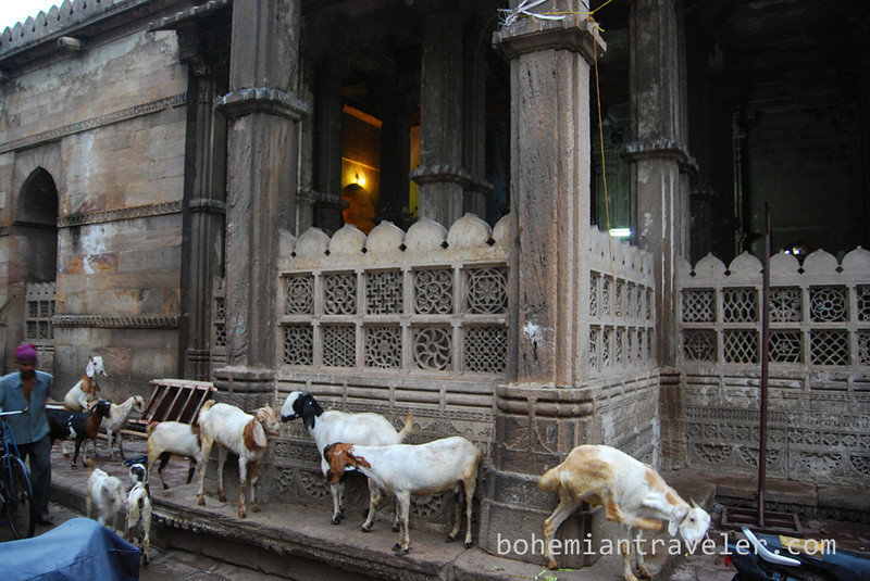 in old Ahmeabad Gujarat India.jpg