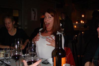 Girls Night Out January 30 2009