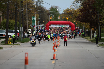 5K Start and Finish - Lets Move Festival of Races