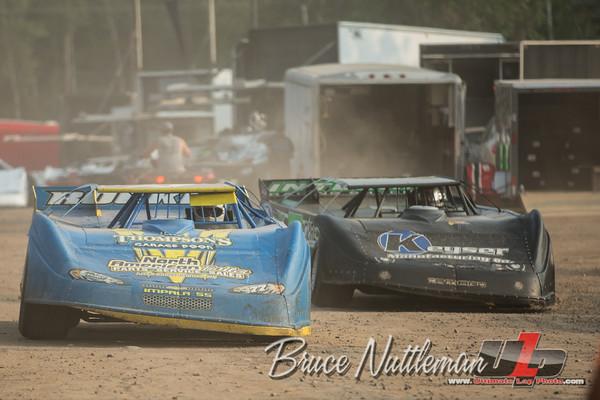 Cedar Lake Speedway, USA Nationals, Night #2