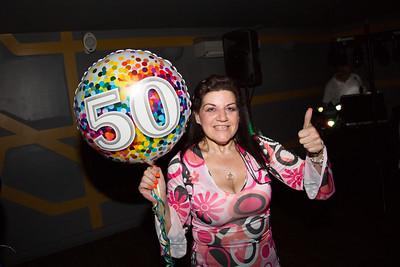 Jo's 50th