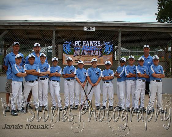 PC 10 U Baseball 2013