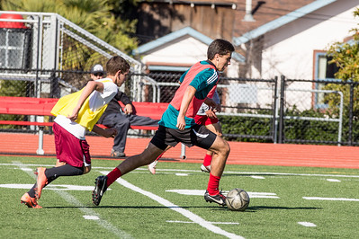 Soccer Practice January 19,2013