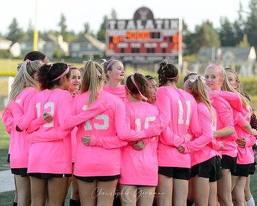 TuHS Girls Varsity Soccer vs Sherwood