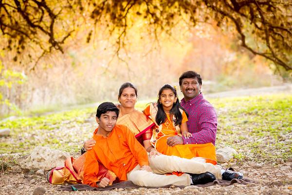 Benjamin and Family Family Photo