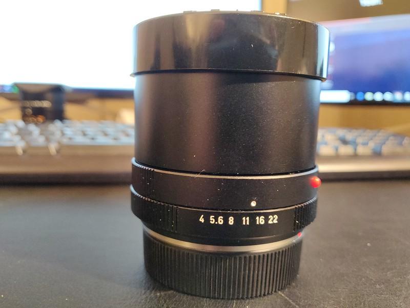 Leica 100mm 4 Macro-Elmar-R - Serial 2982099 001.jpg