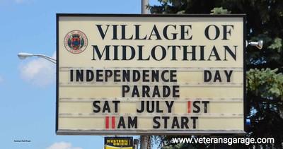 2017-07-01 Midlothian Parade by Chris Metzger