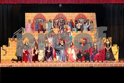 Once Upon A Mattress--Groups