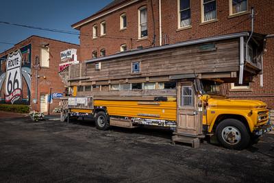 Bob Waldmire's Bus