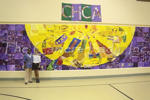 CHCA 2014 Armleder Mural Installation 06.03