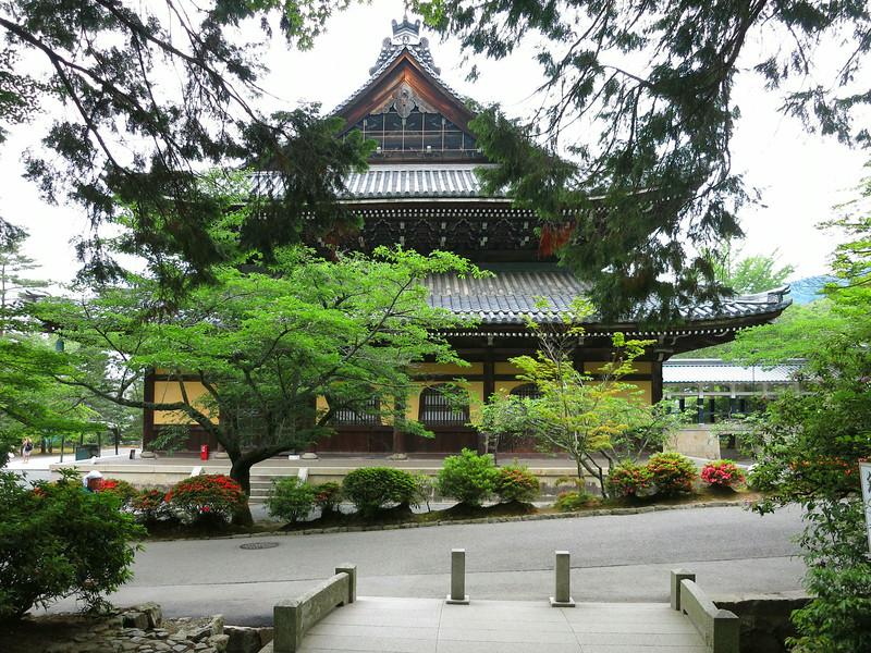 1909 Nanzenji Temple, Kyoto.jpg