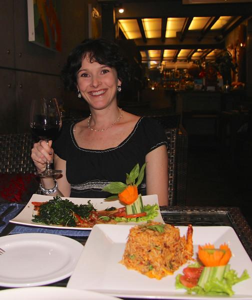 Savoring Thai cuisine - Bangkok