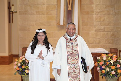First Holy Communion May 8,  2016