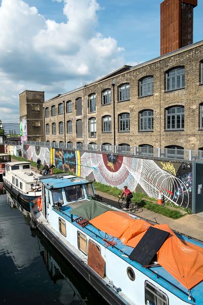Lee Navigation, Hackney Wick, London, United Kingdom