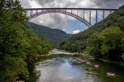 2015 New River Gorge National Park, WV