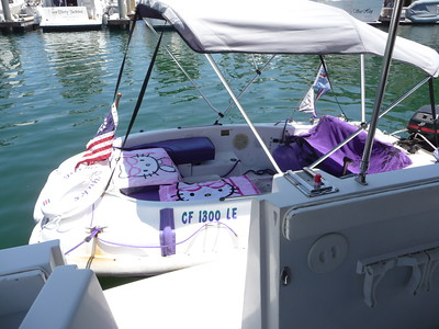 Marina Yacht Crawl
